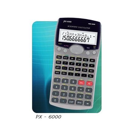 ماشین حساب پارس حساب مدل PX-6000