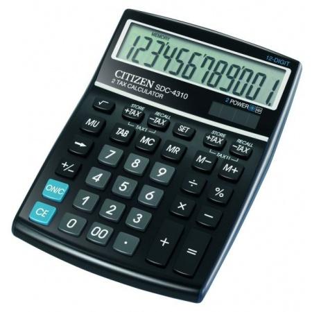 ماشین حساب سیتی زن مدل SDC-4310