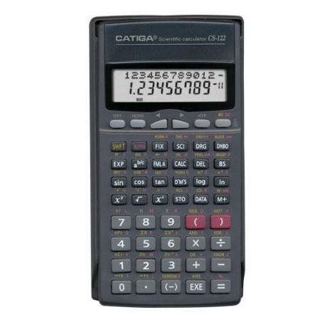 ماشین حساب کاتیگا مدل CS-122