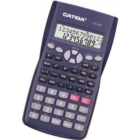 ماشین حساب کاتیگا مدل CS-183