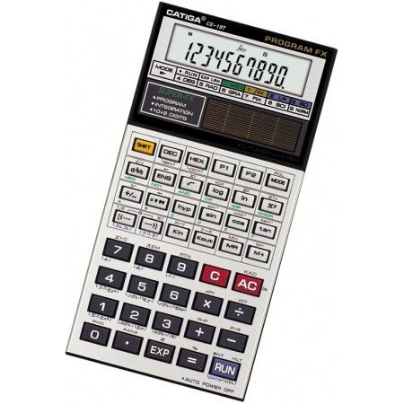 ماشین حساب کاتیگا مدل CS-197