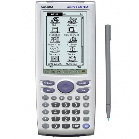 ماشین حساب کاسیو مدل ClassPad 330 PLUS