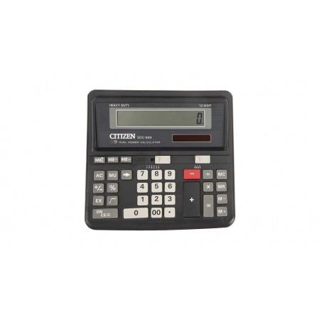 ماشین حساب سیتی زن مدل SDC-898