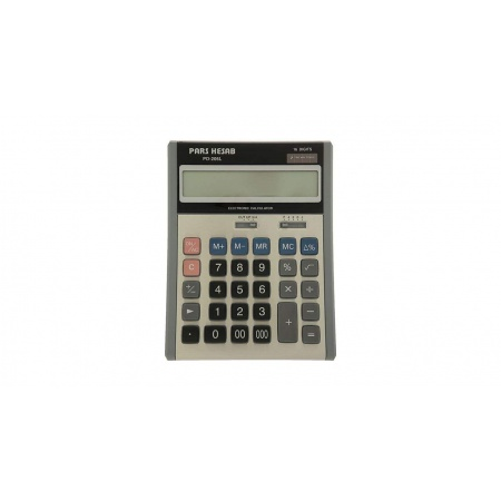 ماشین حساب پارس حساب مدل PD-206L
