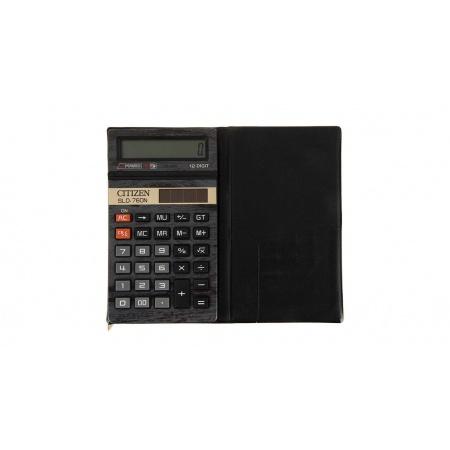 ماشین حساب سیتی زن مدل SLD-760N