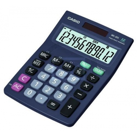 ماشین حساب کاسیو مدل MS-20S