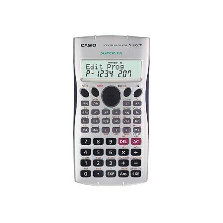 ماشین حساب کاسیو مدل  fx-3950P