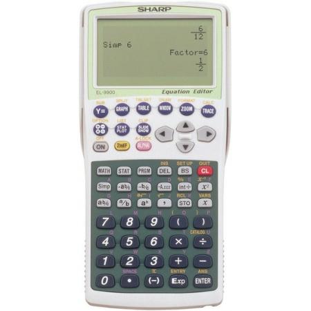 ماشین حساب شارپ مدل EL-9900