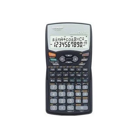 ماشین حساب شارپ مدل EL-509W