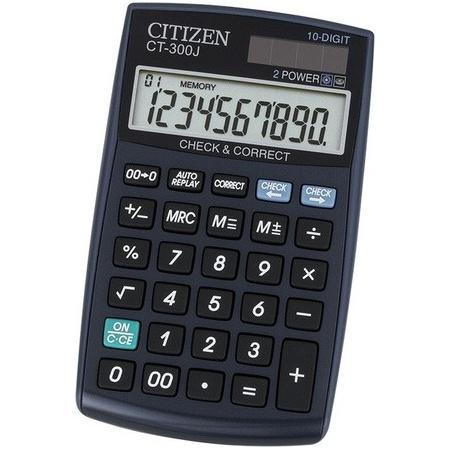 ماشین حساب سیتی زن مدل CT-300J