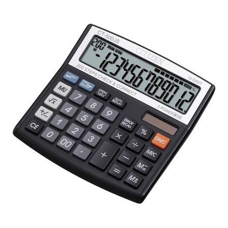ماشین حساب سیتی زن مدل CT-500JS