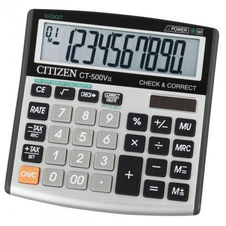 ماشین حساب سیتی زن مدل CT-500VII