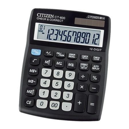 ماشین حساب سیتی زن مدل CT-600J