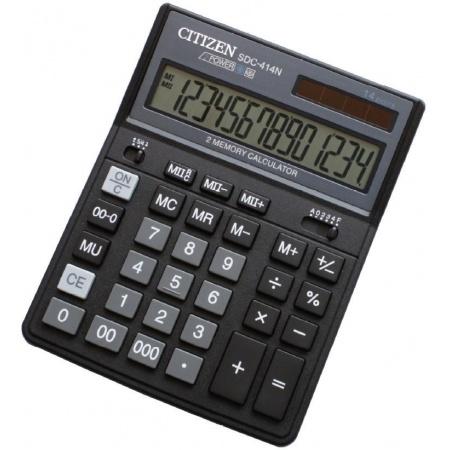 ماشین حساب سیتی زن مدل SDC-414N