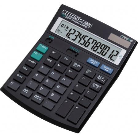 ماشین حساب سیتی زن مدل CT-666N