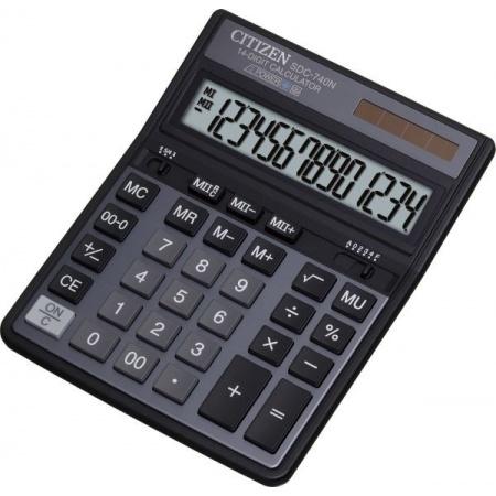 ماشین حساب سیتی زن مدل SDC-740N