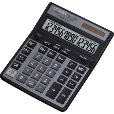 ماشین حساب سیتی زن مدل SDC-760N