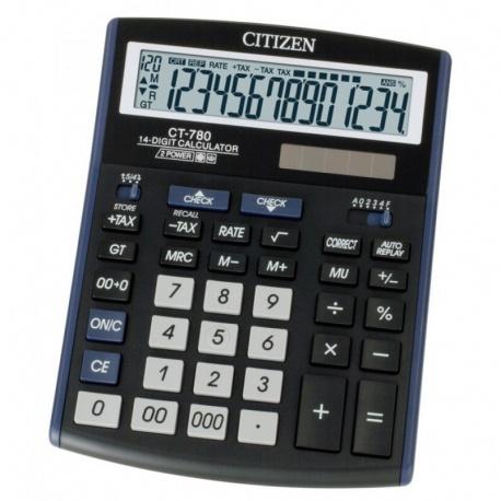 ماشین حساب سیتی زن مدل CT-780