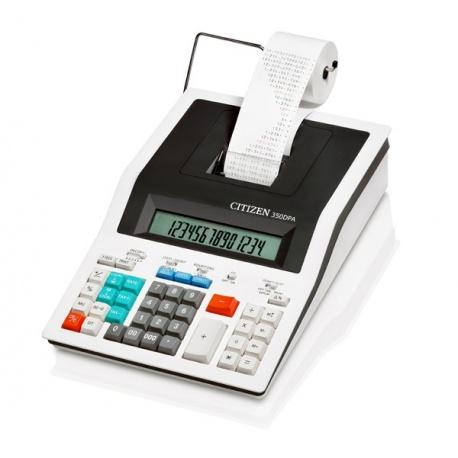 ماشین حساب سیتی زن مدل 350DPA