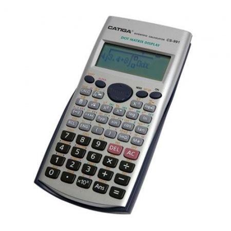 ماشین حساب کاتیگا مدل CS-991