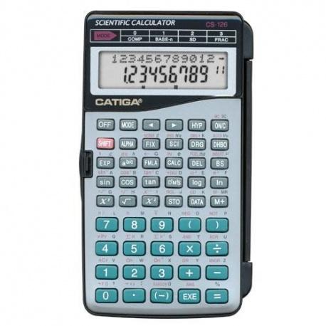 ماشین حساب کاتیگا مدل CS-126