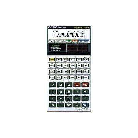 ماشین حساب کاسیو مدل FX-3600