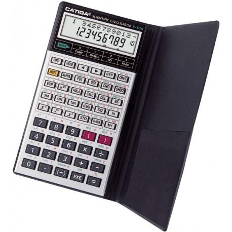 ماشین حساب کاتیگا مدل F-619