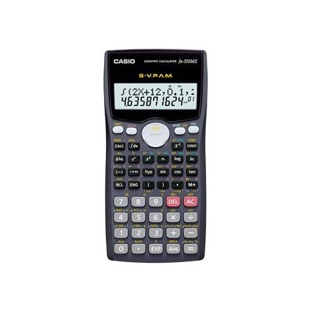 ماشین حساب کاسیو مدل fx-570MS