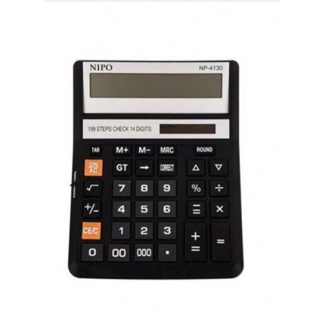 ماشین حساب نیپو مدل NP-4130