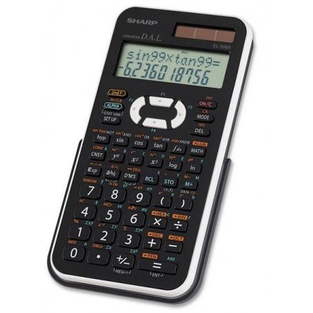 ماشین حساب شارپ مدل EL-506X W