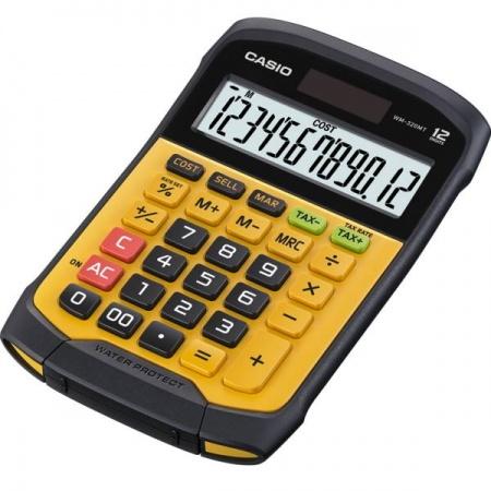 ماشین حساب کاسیو مدل WM-320MT