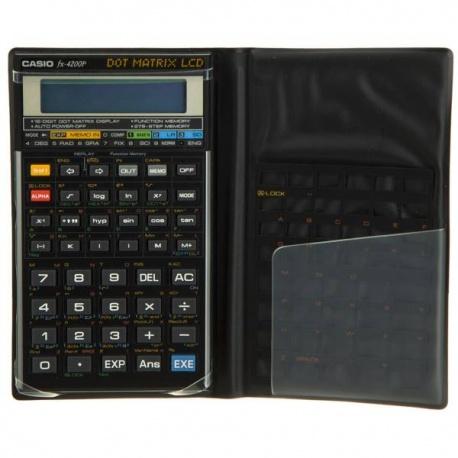ماشین حساب کاسیو مدل Casio fx-4200p