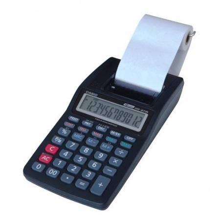 ماشین حساب کاسیو مدل  HR-8TM-BK