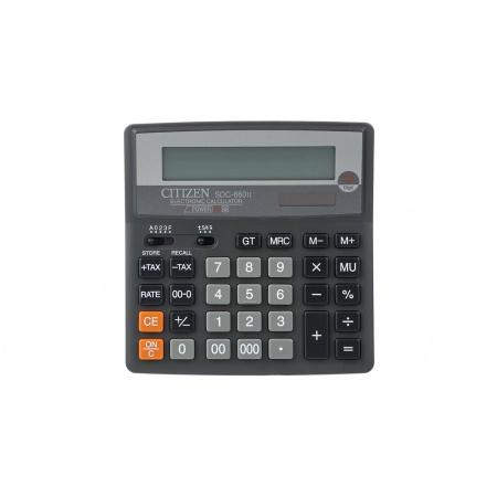 ماشین حساب سیتیزن مدل SDC-660II