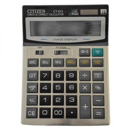 ماشین حساب رومیزی سیتزن مدل CT-912