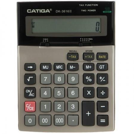 ماشین حساب کاتیگا مدل DK-3616II