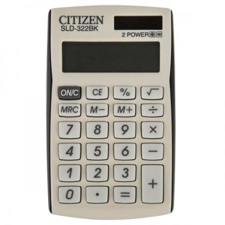 ماشین حساب سیتیزن مدل SLD-322BK