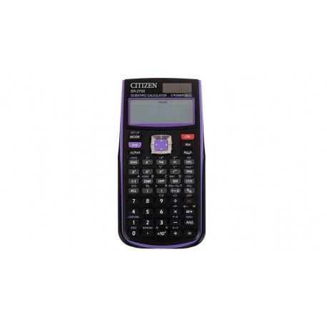 ماشین حساب سیتیزن مدل SR-270XPU