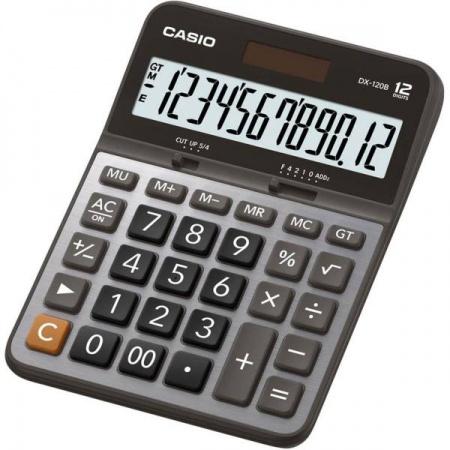 ماشین حساب کاسیو مدل DX-120B
