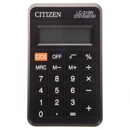 ماشین حساب سیتیزن مدل LC-310N
