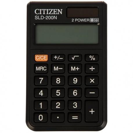 ماشین حساب سیتیزن مدل SLD-200N