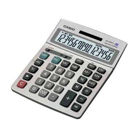 ماشین حساب کاسیو مدل  DM-1600S
