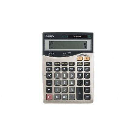 ماشین حساب کاسیو مدل DJ-220