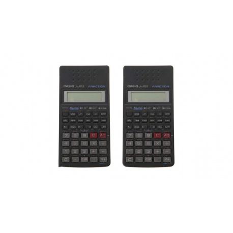 ماشین حساب کاسیو مدل fx-82SX بسته 2 عددی
